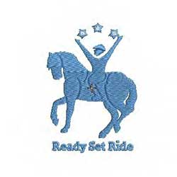 Logo-Ready Set Ride